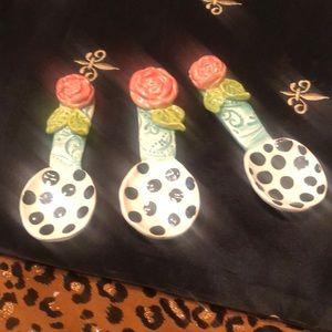 Whimsical Garden RoZe Spoon Set! 🌷